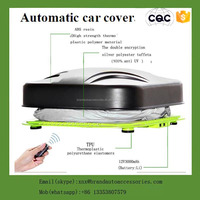static cover for car Cheap sewing car cover/automatic car covers/magnetic car cover