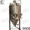 beer brewery stainless fermentation tank