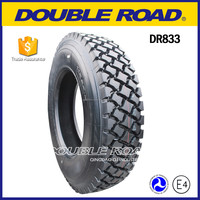 llantas/neumaticos/DOUBLE ROAD truck chinese tyre price11r24.5