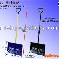 New Style Plastic Snow Shovel With
