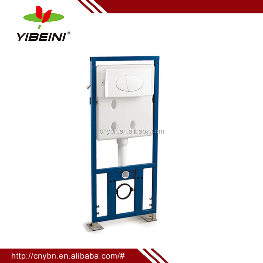 sanitary wares wall hung toilet concealed water tank
