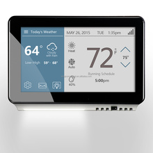 Wi-Fi Thermostat with colorful touch sceen for North American Market with APP control