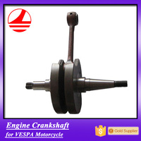 Chongqing export Cheap BAJAJ crankshaft vespa parts from india