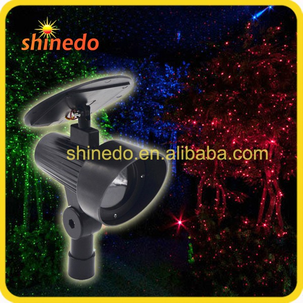 Wholesale IP65 LED Waterproof Plastic Sparkly Landscape Multicolor Outdoor Holiday Christmas Garden Laser Projection Light