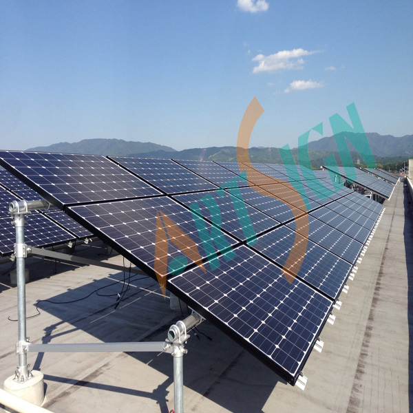 solar power station of PV mounting structure