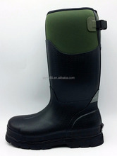 Work Safety Rubber Boots Neoprene Boots S5 Standard