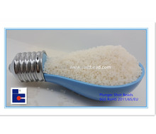 Plunger Lubricant Granule White Shot beads for Cold Chamber Diecasting