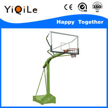 Fashion movable heigh adjustable basketball stand for adult and kids
