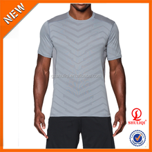 wholesale sublimated mens sports singlets wear,Gym dry fit t shirts H-767