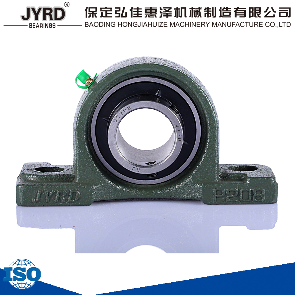 Chinese bearing importers p207 pillow blocks high performance industrial bearing housings