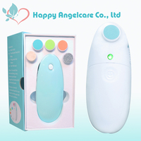 2017 hot selling electric baby nail file