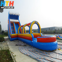 Commercial Grade Inflatable Water Slide For Kids Adults