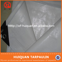 220g/m2 white tarpaulin paper for outdoor cover