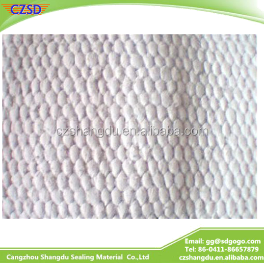Fire Resistance dust free Asbestos Cloth