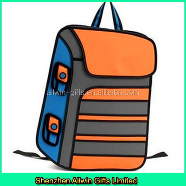 Personalized Kids 3d cartoon backpack