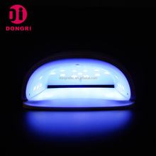 DR6332 36W SUN light led uv lamp gel curing nail dryer