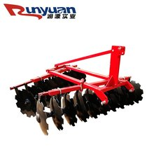 טרקטור נשרך disc harrow וורוני דיסק