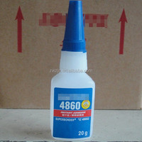 Loctit High pressure 4860 Low albino instant glue wood adhesive paper leather textiles