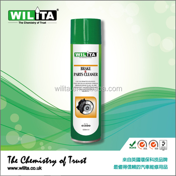 WILITA Auto Brake System Brake Parts Cleaner, Brake Clenaer