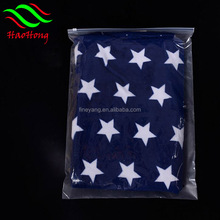 Low price wholesale high quality sealable plastic bags for clothing