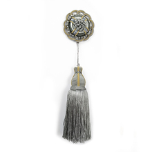 2017 New design small colorful car decorative key tassels trims