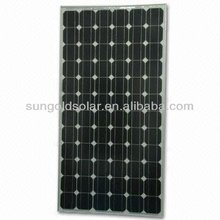 2017 newest solar panel 200w 12v PV module solar power system china manufacturer