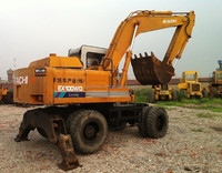 Japan original used hitachi EX100/ hitachi EX120 excavator for sale / cheap hitachi excavator