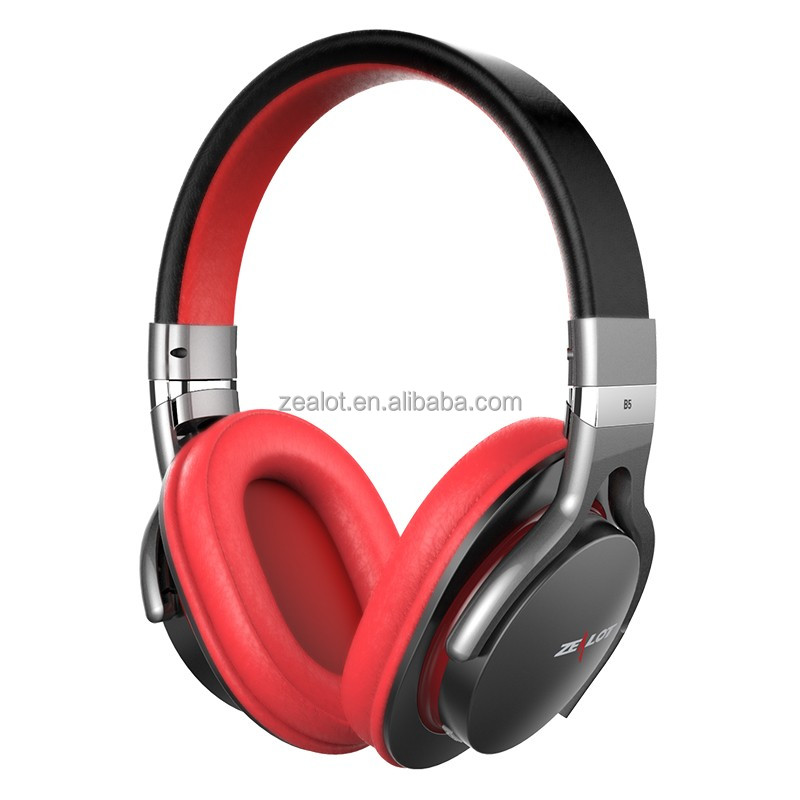China Factory Supplier Bluetooth Headphone Bluetooth 3.0+ EDR with 3.5mm Stereo Jack for both Smartphone And Computer