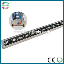 Aluminum housing waterproof 5050 rgb rigid led light bar ws2811