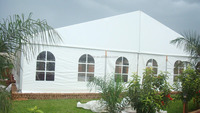 15x20m big white event tent supplier