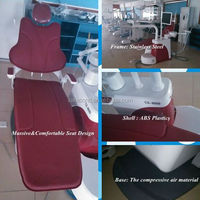Most Popular New Design Dental Chair