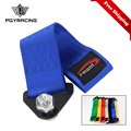 PQY - Universal Tow rope& Tow Strap Racing Drift Rally Emergency Tool ( Red or Blue or Green or Black or Orange Or Gray ) TR81