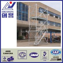construction material steel ringlock scaffolding for Sale