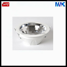 shenzhen factory led housing downlight,cob 6w downlight heatsink,plastic kitchen ceiling light covers