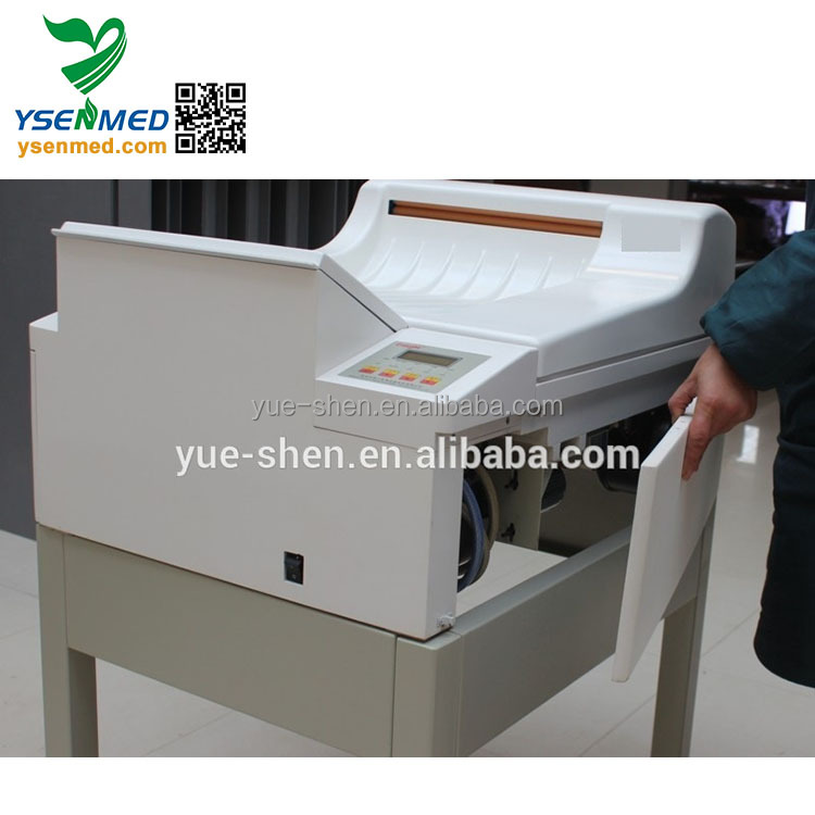 P17A-I Fast Processor Time 6.8L industrial NDT x ray film processor