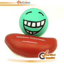 customize cheap penis shape stress ball