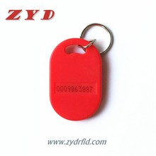 Hot Selling Free sample HF RFID small NFC Key Tag