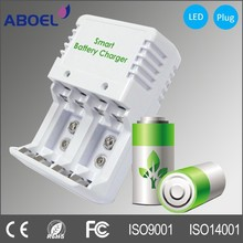 Intelligent 1.2V 1.5V AA AAA Battery Charger