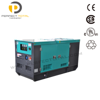 100kva silent diesel genset powered generator with Cummins engine