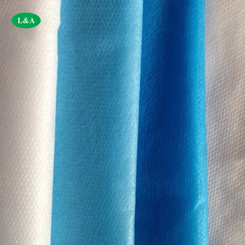 Spunbond Polypropylene Material SMS Nonwoven Fabric