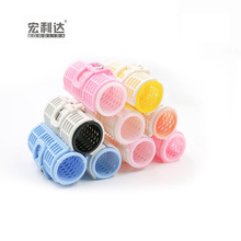 Professional plastic synthetic tension mini cheap sleep salon hair perm rods curlers rollers price