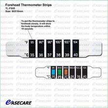 forehead thermometer with fever scan