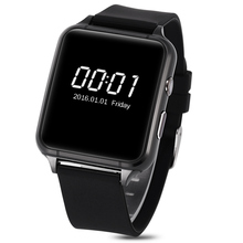 Bluetooth Smart watch M88 WristWatch Phone Mate Pedometer Fitness Activity Tracker Heart Rate Monitor Wristband with SIM TF Card