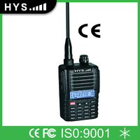 Dual Band Police 2 Way Radio Receiver For Sale TC-VU88