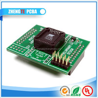 Lead Free HASL pcb assembly for electronic circuit board printer