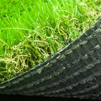 Most popular newly design artificial grass fish tank
