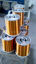 polyester class155 class180 class220 0.12 mm enamelled copper wire jiangsu huwang