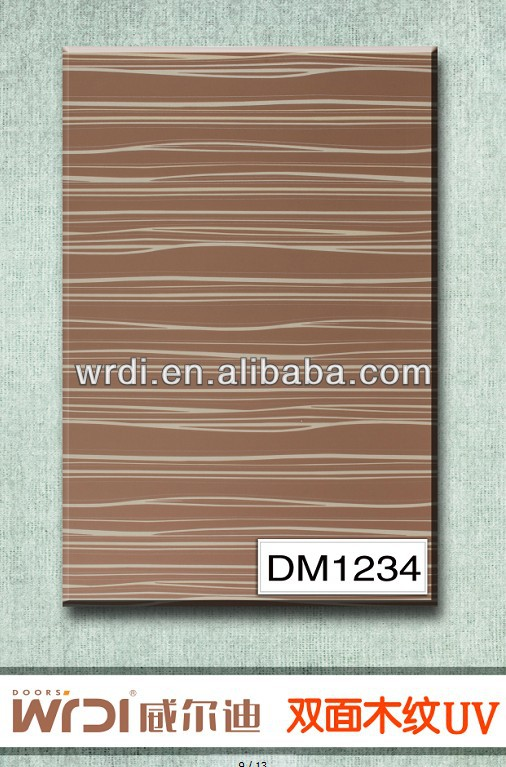 melamine mdf wall panel