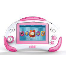 Resistive screen Chargeable 5 inch children learning computer tablets