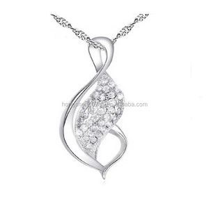 New Design Pendant Chain 925 Silver Jewelry Necklace Chain Sterling Silver Jewlry For Girls Choker